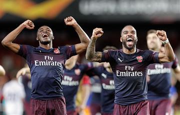 Arsenal y Chelsea jugarán la final de la Europa League