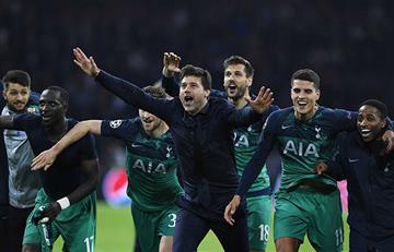 Tottenham de Pochettino está en la final de la Champions