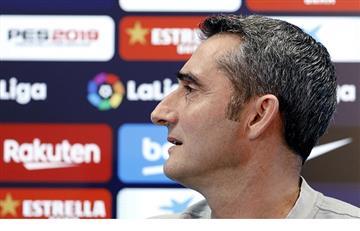 Valverde habló con Bartomeu y le dijo...
