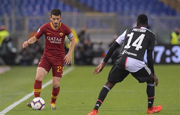 Roma venció al campeón y está en puestos de Europa League