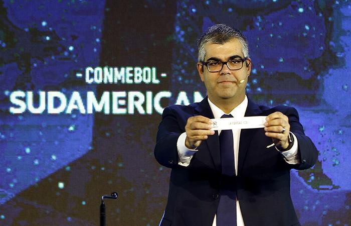 Federico Nantes, director de competiciones de CONMEBOL. (Foto: EFE)