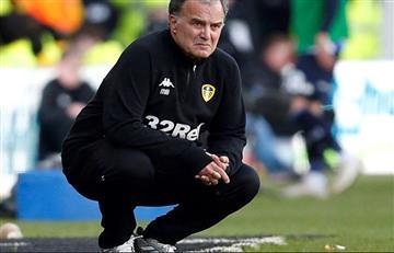 Los hinchas del Leeds le pidieron a Bielsa que se quede
