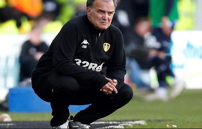 Bielsa, admirado por los hinchas de Leeds. (Foto: EFE)