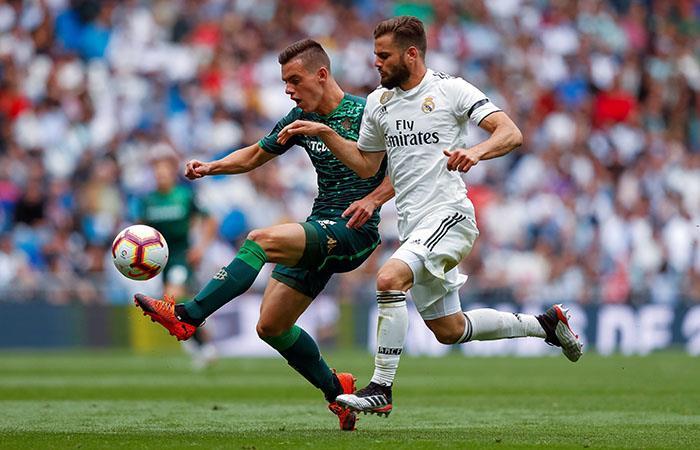 Lo Celso jugó un buen partido ante el Real Madrid. (Foto: EFE)