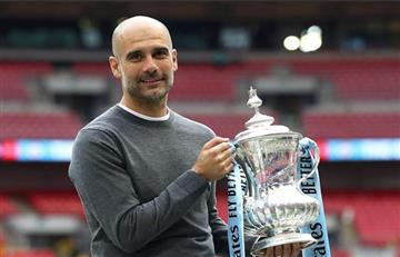 ¿Guardiola se va de Manchester City?
