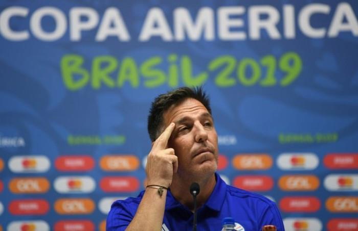 Berizzo encara un nuevo desafío con Paraguay. Foto: EFE