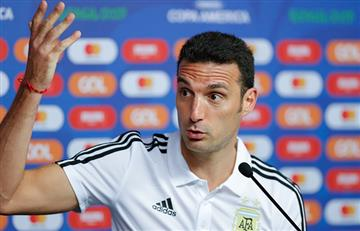 "Según Lionel Scaloni, para Argentina ""la Copa América..."""