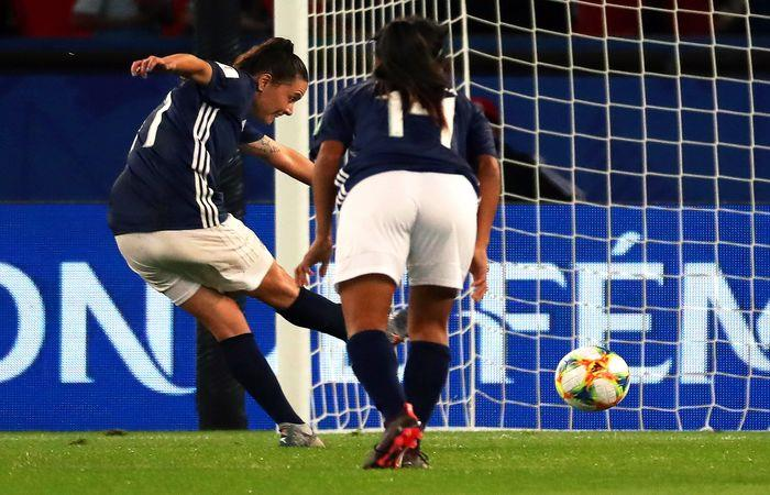 Las chicas se destacaron en el torneo. (Foto: EFE)