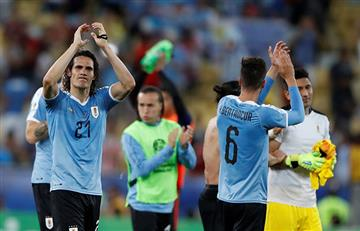Uruguay le sacó el primer puesto a Chile
