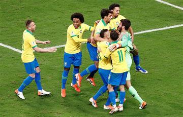 Brasil está en semifinales de la Copa América