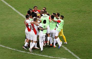 Perú dio el golpe y dejó afuera a Uruguay