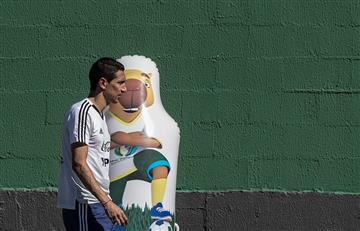 """""""Messi está jugando bien"""""""
