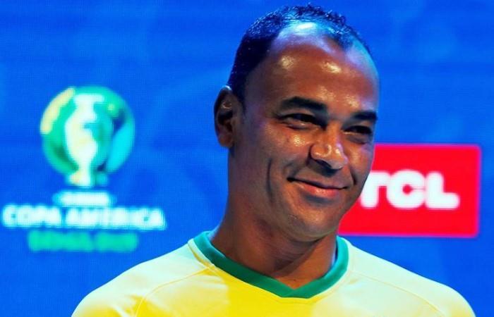 Cafú, lleno de confianza en Brasil. (Foto: EFE)