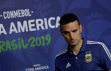 """Lionel Scaloni: """"Ni Messi está confirmado"""""""