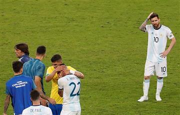 Argentina se quedó sin final