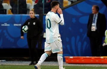 El mensaje de Messi en Instagram