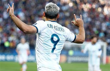 Messi y Agüero, la combinación del gol