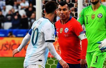 """""""El árbitro nos expulsó mal a los dos"""""""
