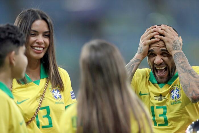 Brasil, el campeón. Foto: EFE