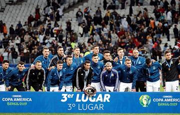 El 11 ideal de la Copa América 2019