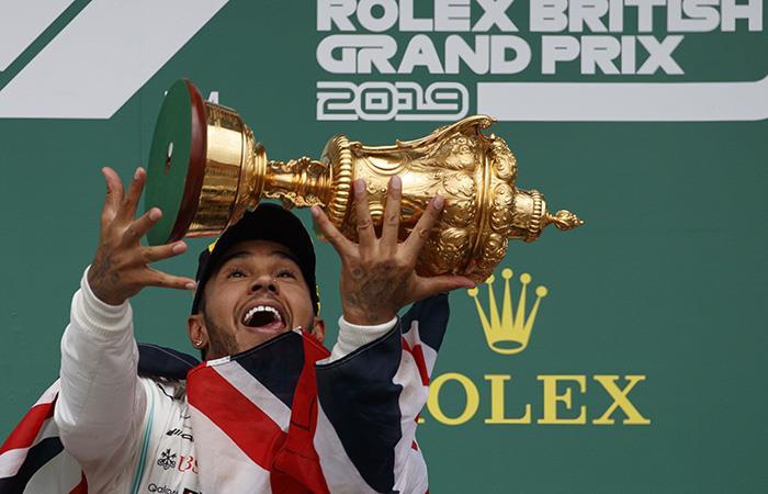 Lewis, líder del campeonato de pilotos. (Foto: EFE)