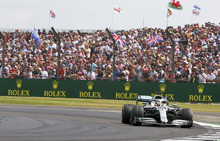 Lewis Hamilton se quedó con el título (Foto: EFE)