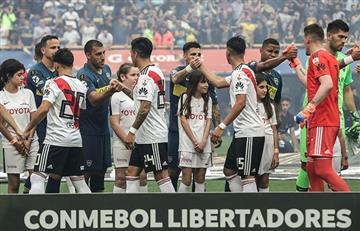 """""""Veo difícil que le den la Libertadores a Boca"""""""