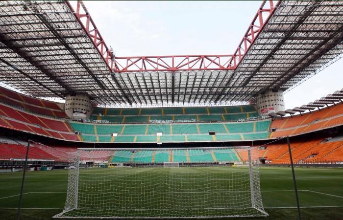 Inter y Milan tendrán nuevo estadio. Foto: EFE