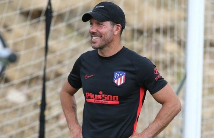 Simeone, ilusionado con dirigir a la Selección. (Foto: EFE)