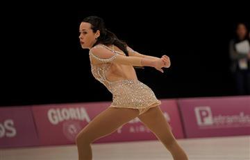 Lima 2019: medalla de plata en patinaje