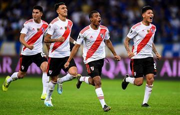 """Sponsor """"Millonario"""": River incorpora marca nueva"""