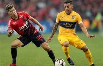 Boca vs. Paranaense: ¡Seguilo en vivo!
