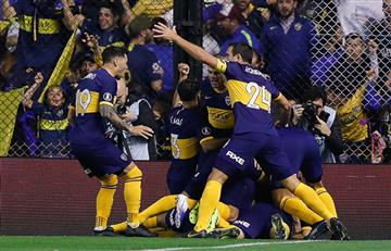 Boca, a cuartos de la Libertadores