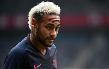 Neymar, entre Barcelona y Real Madrid