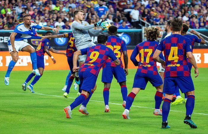 Malas noticias para Barcelona: fractura para uno de sus refuerzos