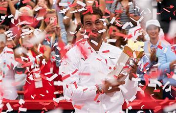 Rafa Nadal, campeón en Canadá