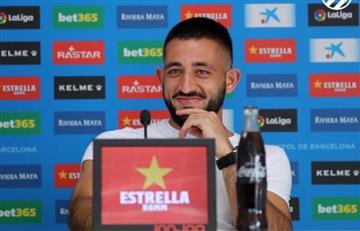 Vargas quiere hacer historia en el Espanyol