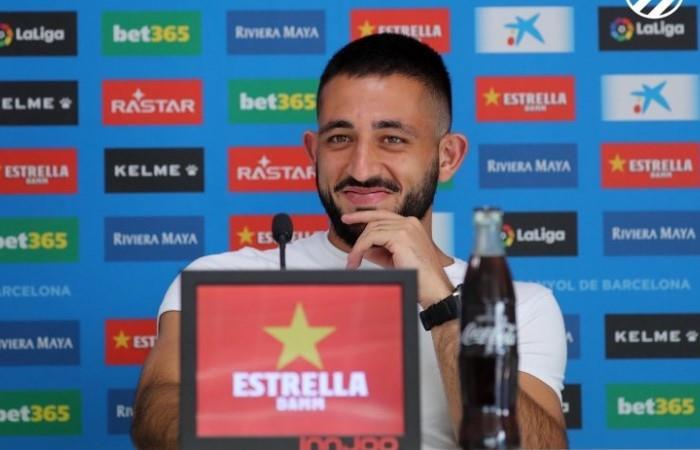 El monito debutó con gol en la Europa League. Foto: EFE