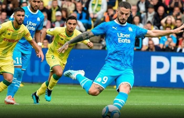 El Pipa erró un penal ante Nantes. (Foto: EFE)