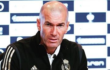 Zidane quiere que Bale siga en el Real Madrid