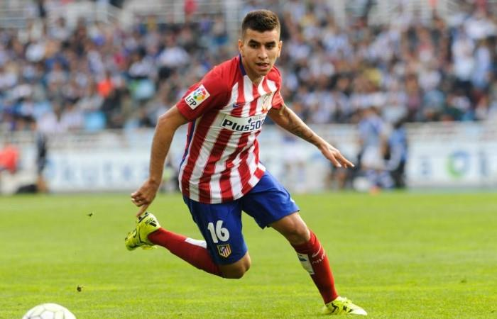 Ángel Correa, a un paso del Milan. (Foto: EFE)
