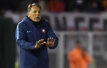 Russo criticó al VAR después de la derrota ante River