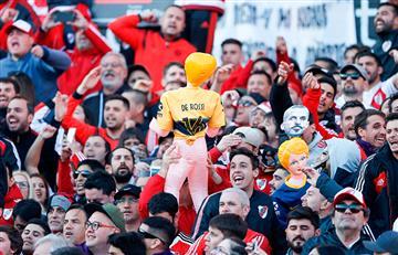 River Plate vs Boca Juniors: El Monumental fue una fiesta