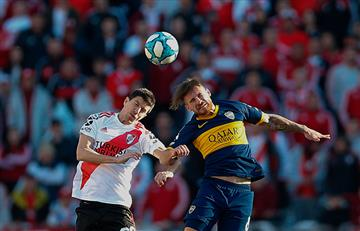 Superclásico: River Plate vs Boca Juniors en fotos