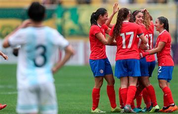 Chile campeón en Brasil y Argentina última