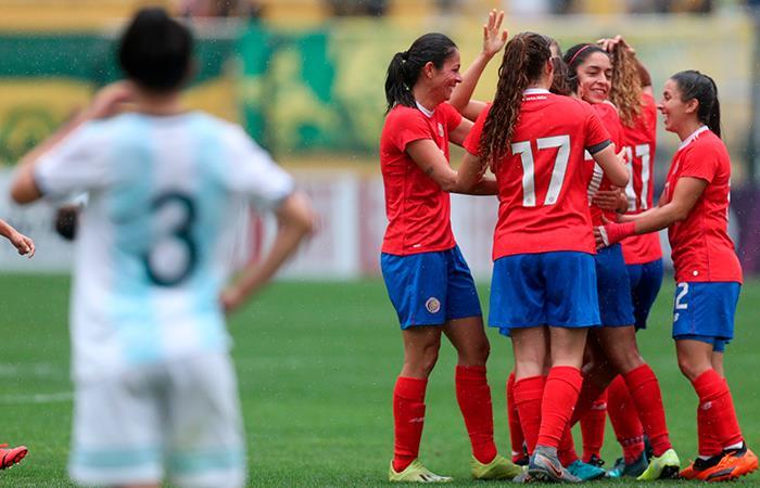Argentina no tuvo suerte en torneo de preparación para las Olimpiadas (Fotos: EFE).