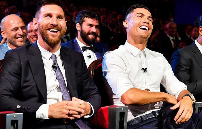 Las dos megas estrellas del fútbol mundial quieren un nuevo logro. Foto: EFE