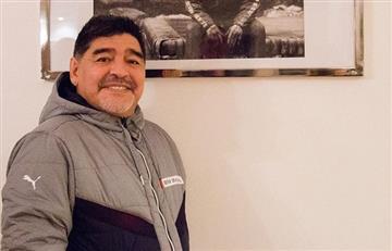 Diego Maradona podría dirigir un equipo de Argentina