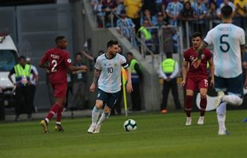 Las emblemáticos números que Argentina no usó ante Chile