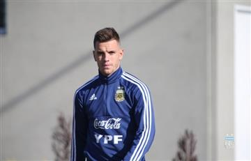 Preocupación en Argentina por Giovani Lo Celso